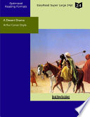 Read Online A Desert Drama For Free