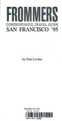 Frommer s Comprehensive Travel Guide San Francisco  95