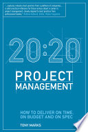 20 20 Project Management