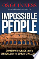 Impossible People Book