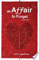 An Affair to Forget Book