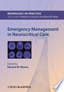 Emergency Management In Neurocritical Care Book PDF
