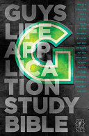 Guys Life Application Study Bible
