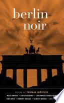 Berlin Noir Book