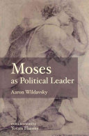 Moses as Political Leader