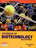 Textbook Of Biotechnology Book