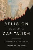 Religion and the Rise of Capitalism Pdf/ePub eBook