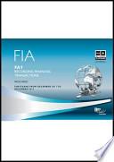 Fia - Recording Financial Transactions Fa1