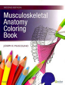link to Musculoskeletal anatomy coloring book in the TCC library catalog