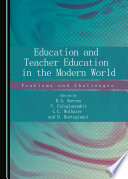 Education And Teacher Education In The Modern World