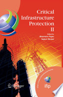 Critical Infrastructure Protection II Book
