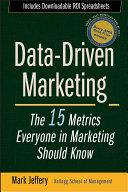 Pdf Data-Driven Marketing