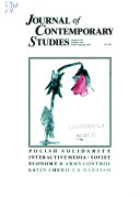 Journal of Contemporary Studies