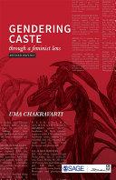 Pdf Gendering Caste