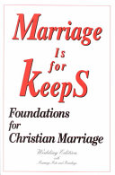 Marriage is for Keeps