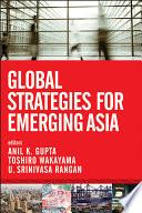Global Strategies for Emerging Asia