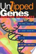 Unzipped Genes Book