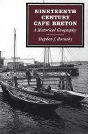 Nineteenth-Century Cape Breton [Pdf/ePub] eBook