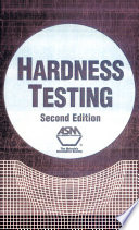 Hardness Testing, 2nd Edition