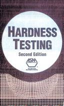 Hardness Testing, 2nd Edition [Pdf/ePub] eBook