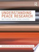 Understanding Peace Research