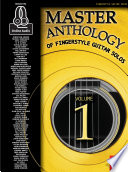 Master Anthology of Fingerstyle Guitar Solos  Volume 1
