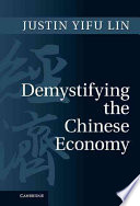 Demystifying The Chinese Economy Book PDF