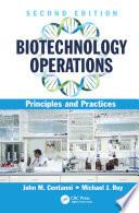 Biotechnology Operations