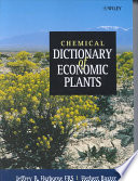 """Chemical Dictionary of Economic Plants"" by Jeffrey B. Harborne, Herbert Baxter"