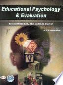 EDUCATIONAL PSYCHOLOGY   EVALUATION