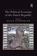 Pdf The Political Economy of the Dutch Republic Telecharger