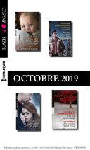 11 romans Black Rose (n°555 à 558 - Octobre 2019) Pdf