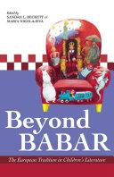 Beyond Babar