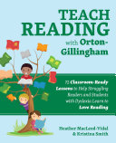 Teach Reading with Orton Gillingham