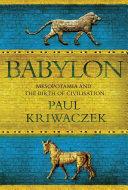 Babylon Pdf/ePub eBook