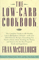 The Low Carb Cookbook Book
