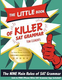The Little Book of Killer SAT Grammar