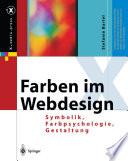 Farben im Webdesign  : Symbolik, Farbpsychologie, Gestaltung