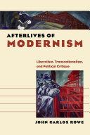 Afterlives of Modernism