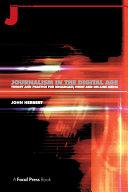 Journalism in the Digital Age Pdf/ePub eBook