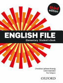 English File Third Edition Elementary Student Book  Uk