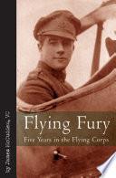 Flying Fury Book