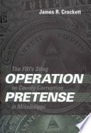 Operation Pretense