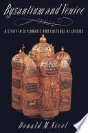 Byzantium and Venice Book