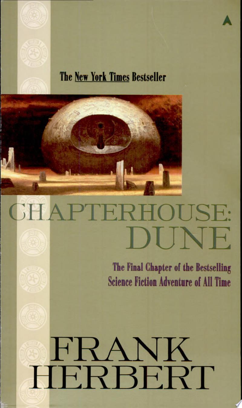 Chapterhouse: Dune banner backdrop