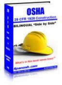 29 CFR 1926 OSHA Construction Regulations Bilingual Format Side by