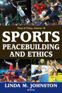 Pdf Sports, Peacebuilding and Ethics Telecharger