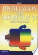 Distillation and Absorption  97