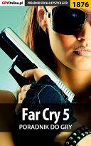 Far Cry 5 Pdf/ePub eBook