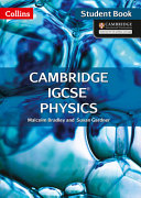 Collins Cambridge Igcse (R) - Physics Student Book: Cambridge Igcse (R) [Second Edition]